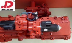 Machine de construction de la pompe hydraulique K3V63/OE02
