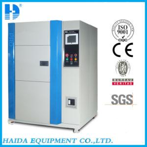 A temperatura quente frio automática andar de choque térmico da câmara de ensaio / máquina de teste de umidade / equipamento de envelhecimento climáticas