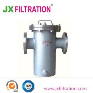Filtro do filtrador de cesto de aço inoxidável