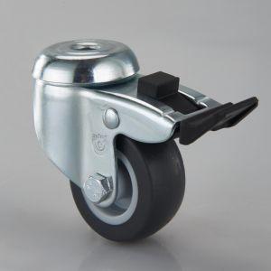 EU様式の2インチのボルト孔の家具の足車の車輪