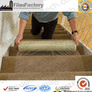 Tapis de sol PVC des films de protection du Film de protection Films de carrelage de sol