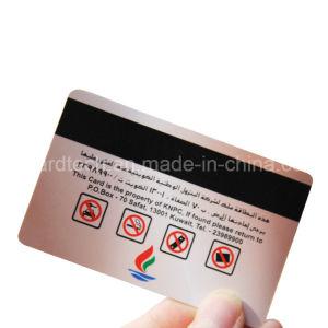 Scheda del PVC di Lf 125kHz Em4305 Tk4100 RFID della plastica Cr80