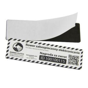Migliore modifica di vendita del Anti-Metallo RFID di ISO14443A 13.56MHz Ntag213 NFC