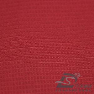 40d 320t Tecidos Jacquard Plaid 100% de tecido de poliéster (NG53163VB)