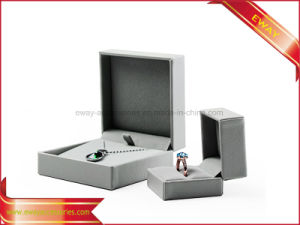 Caselle di carta di alta qualità dei contenitori di monili di modo per la vigilanza dei monili