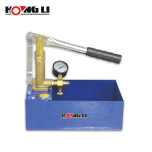 압력 테스트 (HSY60)를 위한 60의 바 수동식 펌프