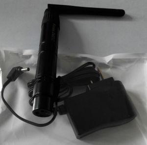 Nouveau type boîtier noir Stade 2,4 Ghz récepteur sans fil Contrôleur de signal DMX512 Disco Stade d'éclairage lumière Contrôleur DMX