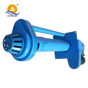 Misturador Contínuo de Eixo vertical com o agitador da bomba do chorume