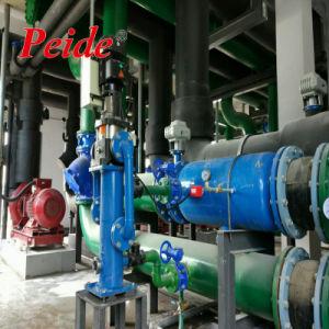 Система очистки трубы конденсатора системы кондиционирования воздуха и охлаждения в чистоте трубки