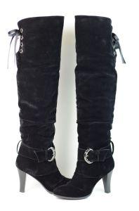 Le design de mode Over-The-genou pour les femmes d'amorçage