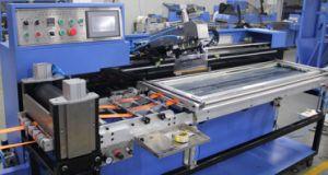 Flagellazione della stampatrice automatica dello schermo delle cinghie con la certificazione del Ce