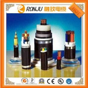 Отсутствие короткого замыкания XLPE стальной ленты Fire-Resistant бронированные ПВХ оболочку кабеля питания