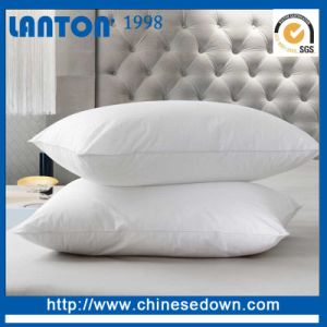 Оптовая торговля Super Soft утку и гуся вниз наполнения подушек белого цвета