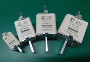 Nt/Nh низковольтный высокой отключающей способности Plug-in предохранитель касания ножа