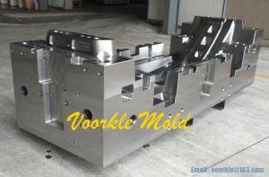 Base do molde em tamanho grande para-choques automático