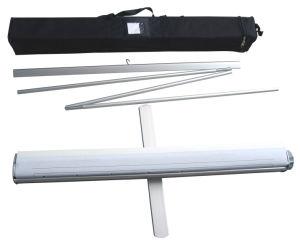 Suporte de exibição padrão de alumínio - Roll Up Banner do Rolo (DW-R-S-2 85cm)