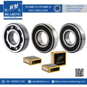 Zz 2RS 6209P5 Z3V3 Black roulement de l'industrie d'angle de chanfrein