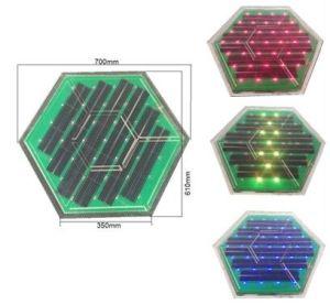 Intelligente Solarfahrbahn für Garden&Square&Street