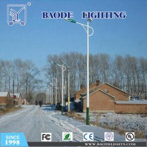 La luz exterior solar integrado 6m Polo de iluminación LED 36W de la luz de la calle