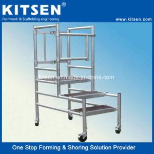 Fornitore di alluminio mobile della Cina dell'impalcatura