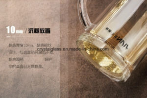 El doble de Leak-Proof Explosion-Proof y vaso de agua con filtro Net