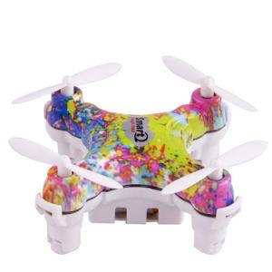 Телефон пульта дистанционного управления мини-бла Cx-10 миров наименьший Quadcopter Drone RC