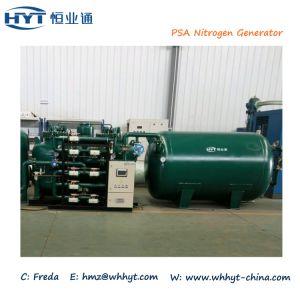 Skid-Mounted Psa генератор азота чистотой 99.9995%
