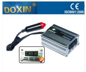 200W 12V 220Vの携帯用修正された正弦波単一力インバーター