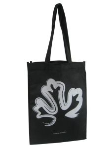 Cheap pliage personnalisée en nylon polyester sac réutilisable