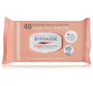 Wipes biodegradabili di rimozione di trucco del tessuto bagnato portatile di Skincare del fornitore