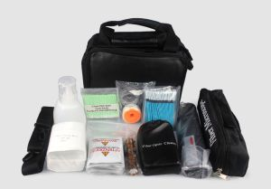 11 PCS en fibre optique d'outils Outils de nettoyage à fibre optique