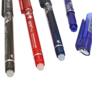 Penna magica variopinta della posizione di folle di scrittura