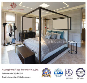 Hotel de estilo modernista (Conjunto de muebles de dormitorio YB-WS-80)