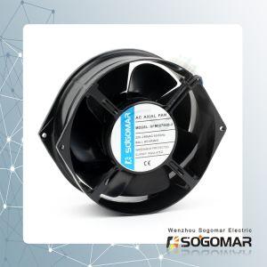 Вентилятор 172X150мм металлическими лезвиями Leadwire Silver Тип рамы