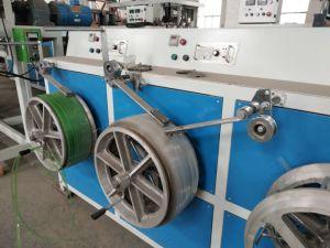 Le composé Making Machine en plastique PET Sangle d'emballage extrudeuse