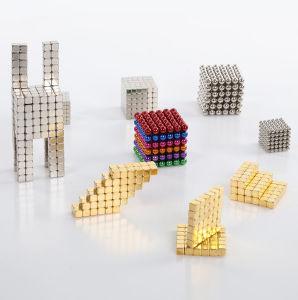 3mm 4mm 5mm 216PCS bloques de imanes de juguete de alivio del estrés