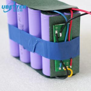 18650長いサイクル寿命電池11.1V 9000mAh電池のパック