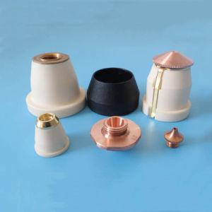 中国の技術的な陶磁器の真鍮の組合せAl2O3のアルミナの陶磁器の真鍮弁