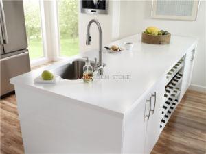 Pietre costruita vendita calda controsoffitto di superficie solido acrilico bianco puro di 6mm o di 12mm Corian