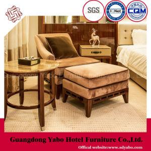 Hotel Custom-Made Muebles para dormitorio con cama doble (YB-809)