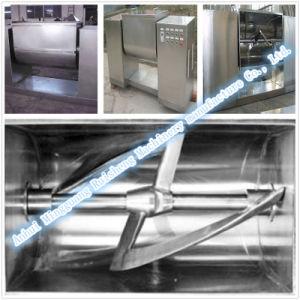 Abflussrinne-Typ horizontale Mischmaschine, mischendes Gerät, Mischer, rostfreies Becken