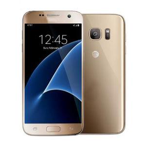 Original Galaxi S7 G930A G930f teléfono móvil celular 4G LTE