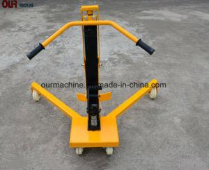 Capienza di trattamento a pompa del camion 350kg del timpano del piede idraulico, elemento portante di timpano manuale