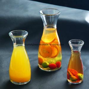 Breite Mund-Milch-Tee-trinkendes Glas-Tee-Wasser-Flaschen