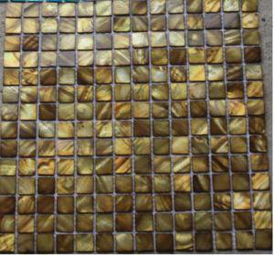 Brozen Geverft Shell Mozaïek (GL003MSH)