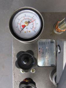 Teste de Pressão de Água Manual hidrostática Bomba com marcação (RP50)