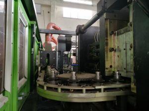 8a alta velocidad de la cavidad de la máquina de soplado de botellas PET