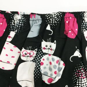 Meow Kitty chats ! Fun Nouveauté Cat chemise blouse pour les femmes d'impression