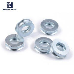 Les pièces de l'écrou rivet CNC la rondelle de fixation en forme