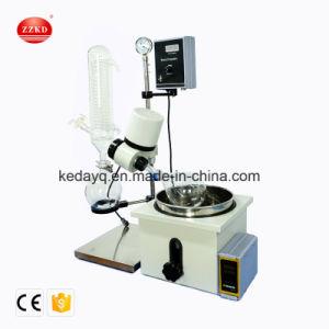 Evaporador rotativo de 2 L e quadro de Equipamento de destilação de vácuo